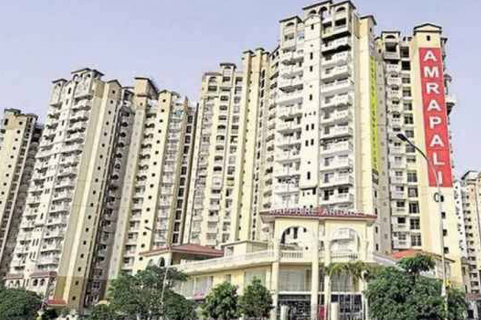 NBCC (India) asked to commence work on eight Amrapali Group projects