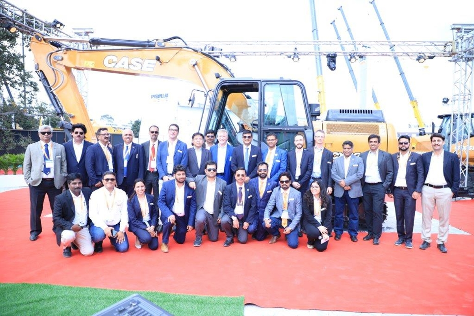 CASE India becomes a full liner with launch of CX220C excavator
