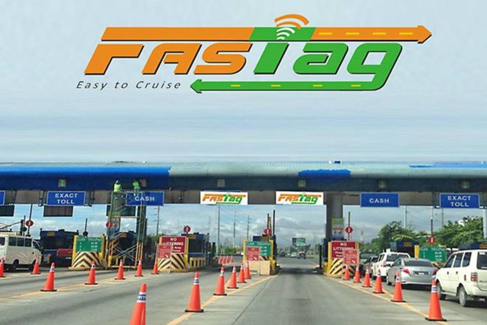 1.10 cr FASTags issued till date for electronic toll collection on national highways