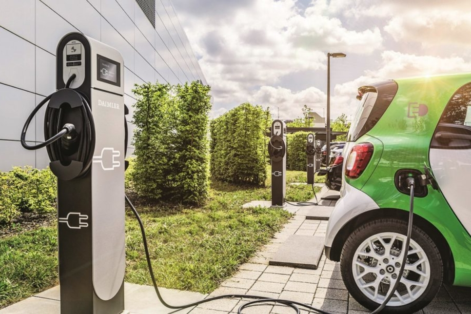 Central govt permits 2,636 EV charging stations in 62 cities