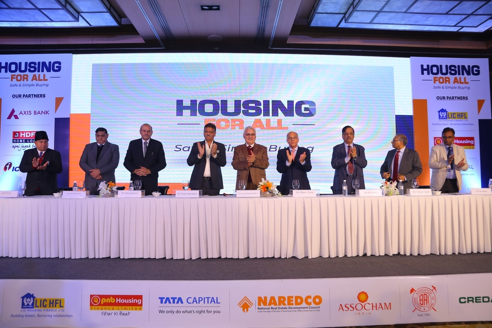 NAREDCO launches India's first e-commerce housing portal - 'HousingForAll.Com'