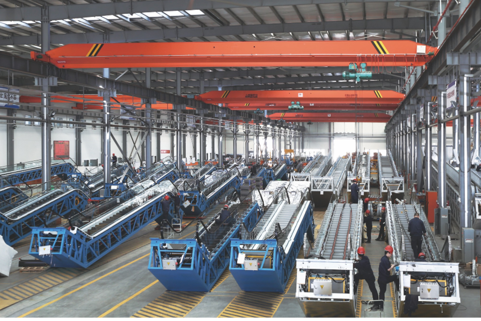 Escalator manufacturing unit to come up in Kerala