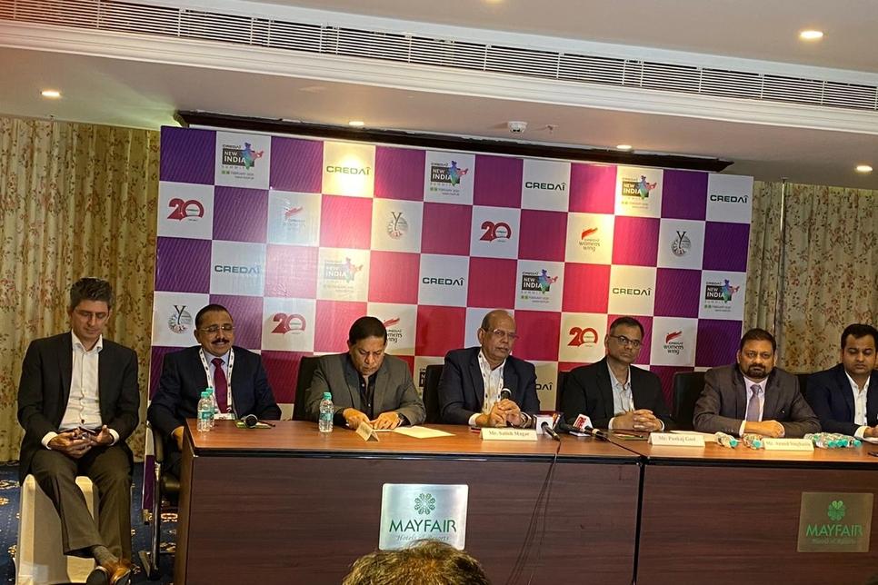 CREDAI hosts the 3rd edition of 'New India Summit' in Naya Raipur