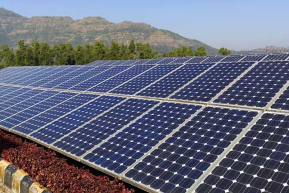 Maharashtra has the greatest potential to generate solar energy through floating solar PVs among Indian states: TERI study
