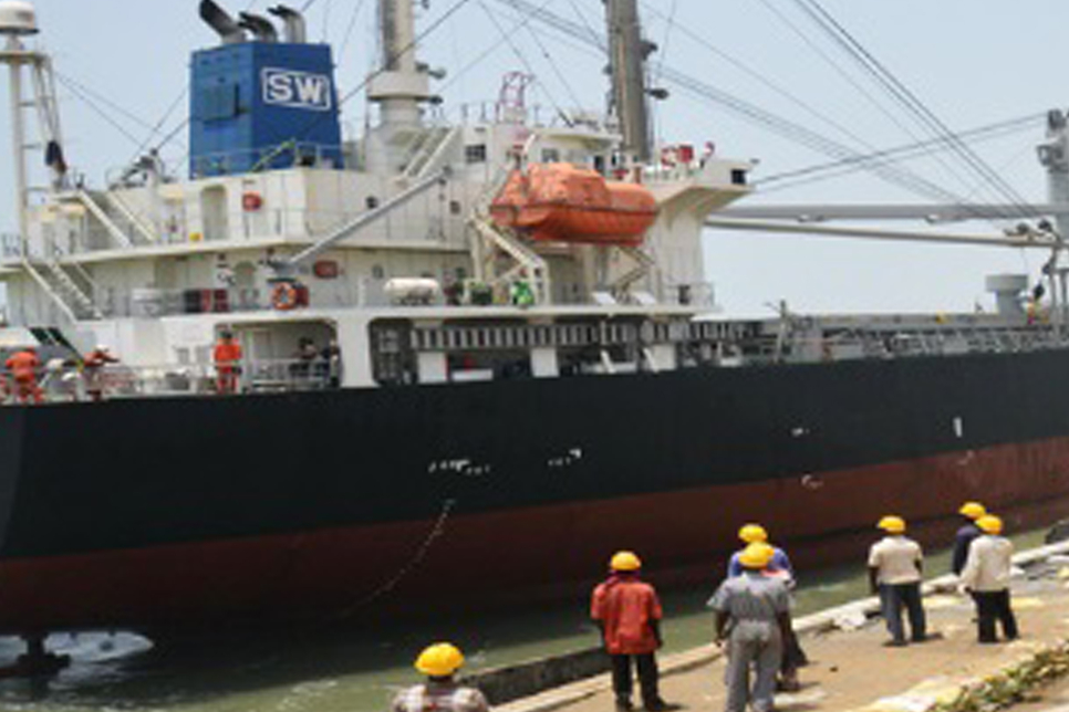 Cabinet approves Krishnapatnam Port deal