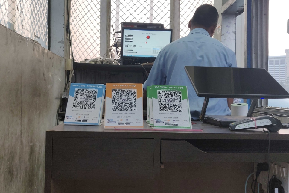 ePaisa partners with MEP Infrastructure for ePaisa QR code payment at toll plazas