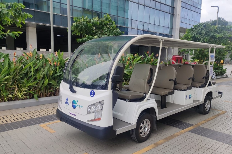 Mindspace Business Parks REIT commits to transition to 100% electric mobility by 2030
